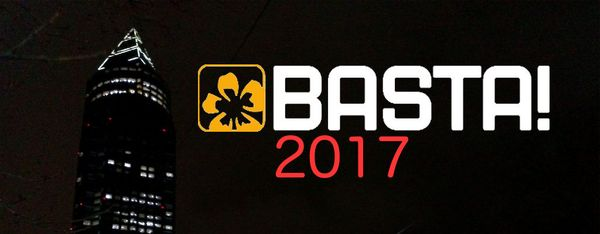 Basta 2017 - Tag 01 - C# Workshop
